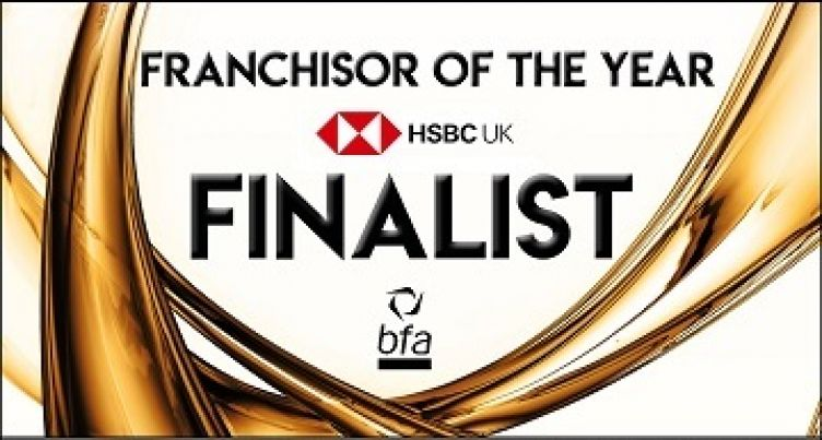 2018 British Franchise Association HSBC Franchisor Finalists Revealed