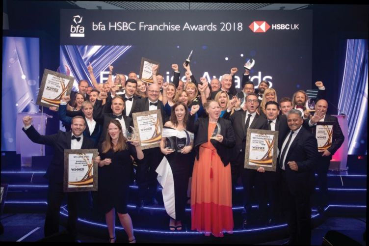 The Best of The Best: 2018 Franchise Award Winners