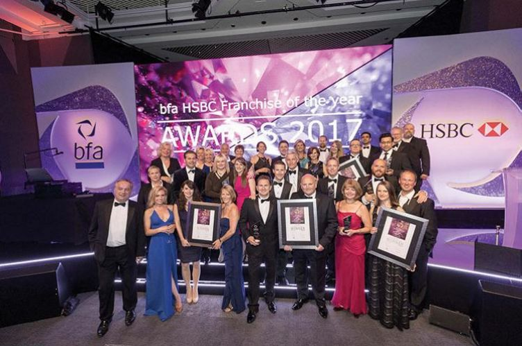 Everything You Need To Know About The BFA HSBC Franchise Awards