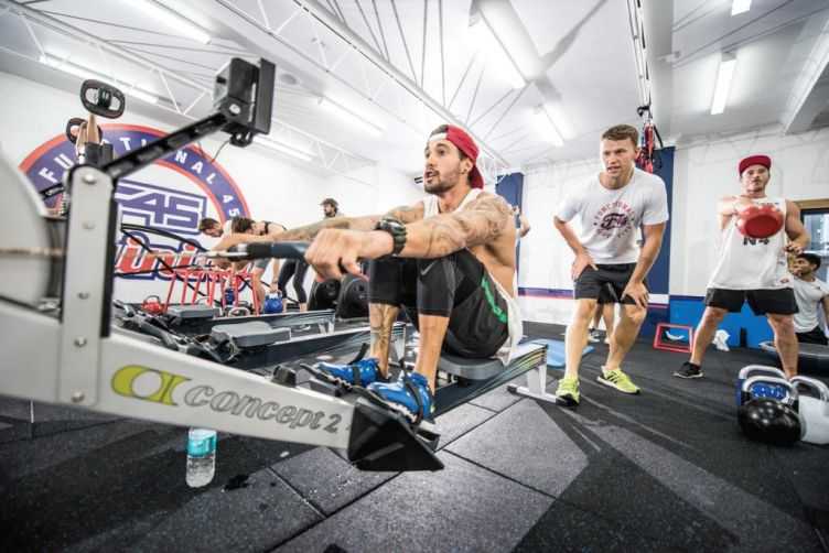 The International Model Spearheading The UK Launch Of The F45 Training Franchise